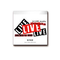 「LIVE×3」フォトブック