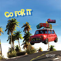 6th single「go for it」