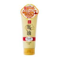 リシャン 馬油&炭洗顔フォーム (さくらの香り)