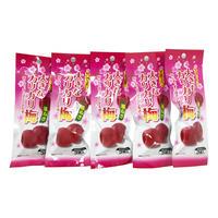 甘酸っぱい大きなカリカリ梅種ぬき3個×5袋