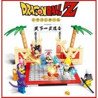 レゴ(LEGO) 互換 ドラゴンボール 天下一武道会 セット ミニフィグ8体