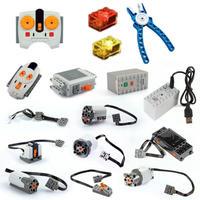 レゴ(LEGO) テクニックシリーズ モーター ライト スイッチ リモートコントロール