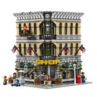 レゴ(LEGO) 互換 クリエイター グランドデパートメント 10211