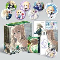 ヴァイオレット・エヴァーガーデン プレミアムボックス 日本未発売 ギフトボックス おもちゃ箱
