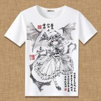 東方Project レミリア・スカーレット Tシャツ 半袖 インナーシャツ カジュアル 男女兼用