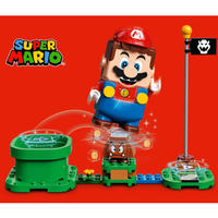 レゴ(LEGO) スーパーマリオ マリオとぼうけんのはじまり ~ スターセット 71360
