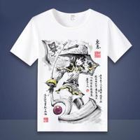 この素晴らしい世界に祝福を! Tシャツ 半袖 インナーシャツ カジュアル 男女兼用 Ver.2
