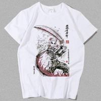鬼滅の刃 Tシャツ 煉獄杏寿郎 キャラクター インナーシャツ