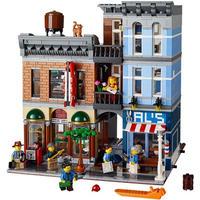 レゴ(LEGO) 互換 クリエイター エキスパート 探偵事務所 10246