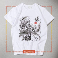 鬼滅の刃 Tシャツ 我妻善逸 キャラクター インナーシャツ [XL・XXL・XXXL]