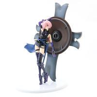 Fate/Grand Order シールダー/マシュ・キリエライト フィギュア  PVC製 塗装済み完成品