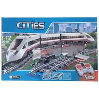 レゴ(LEGO) 互換 シティ ハイスピードパッセンジャートレイン 60051