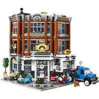 レゴ(LEGO) 互換 クリエイター エキスパート 街角のガレージ 10264相当