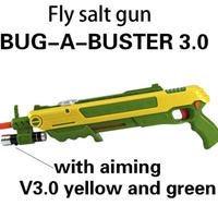 塩で害虫駆除 蚊 ハエ ゴキブリ BUG-A=BUSTER 3.0