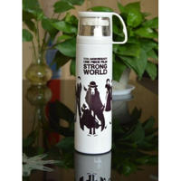 ワンピース ステンレスボトル カップ付き ストロングワールド 魔法瓶 水筒 500mml STRONG WORLD ONE PIECE