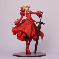Fate/Grand Order セイバー/アルトリア・ペンドラゴン レッドドレスVer フィギュア 完成品 PVC製 塗装済み完成品