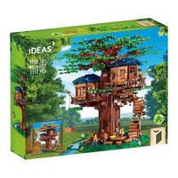 レゴ(LEGO) 互換 アイデア ツリーハウス Tree House 21318