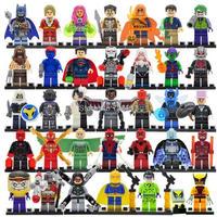 レゴ(LEGO) 互換 アベンジャーズ 34体セット Ver.7
