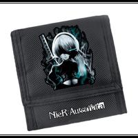 NieR:Automata / ニーアオートマタ 財布 三つ折り ナイロンウォレット