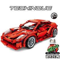 レゴ(LEGO) 互換 テクニック フォード GT moc Xingbao 03011