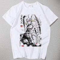 鬼滅の刃 Tシャツ 宇髄天元 キャラクター インナーシャツ