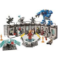 レゴ(LEGO) 互換 アイアンマンのホール・オブ・アーマー 76125