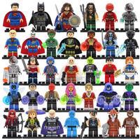 レゴ(LEGO) 互換 アベンジャーズ 34体セット Ver.6