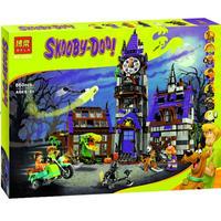 レゴ(LEGO) 互換 スクービードゥー・ミステリーマンション 75904