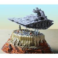 レゴ(LEGO) 互換 スターデストロイヤー ジェダシティ  MOC-18916