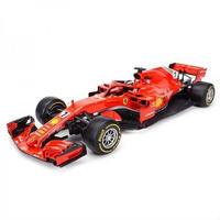 1/18 2018 フェラーリ F1 SF71H NO.7 キミ・ライコネン ダイキャストカー モデルカー レーシングカー コレクション ディスプレイ