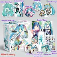 初音ミク プレミアムボックス 日本未発売 ギフトボックス おもちゃ箱