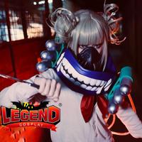 僕のヒーローアカデミア 【コスプレ フルセット】 トガヒミコ ウィッグ 小道具一式 制服