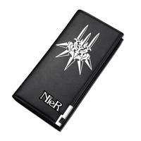 NieR:Automata / ニーアオートマタ 財布 二つ折り 長財布 ロングウォレット カード入れ