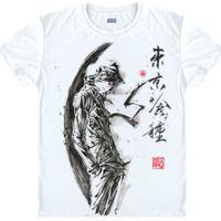 東京喰種 Tシャツ 半袖 インナーシャツ カジュアル 男女兼用 Ver.3