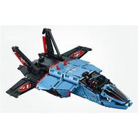 レゴ(LEGO) 互換 テクニック エアレースジェット 42066