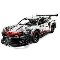 レゴ(LEGO) 互換 テクニック ポルシェ 911 RSR 42096相当