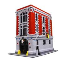 レゴ(LEGO) 互換 レゴ ゴーストバスターズ 消防本部 75827