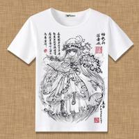 東方Project パチュリー·ノーレッジ Tシャツ 半袖 インナーシャツ カジュアル 男女兼用