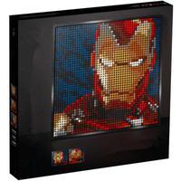 レゴ(LEGO) アートレゴ アイアンマン 31199