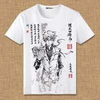 文豪ストレイドッグズ 国木田独歩 Tシャツ 半袖 インナーシャツ カジュアル 男女兼用 Ver.2