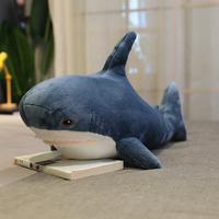 サメ ぬいぐるみ クッション 15センチメートル 添い寝 抱きまくら プレゼント