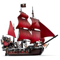 レゴ(LEGO) 互換 パイレーツオブカリビアン アン女王の復讐号 16009