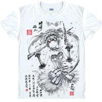 デート・ア・ライブ Tシャツ 半袖 インナーシャツ カジュアル 男女兼用