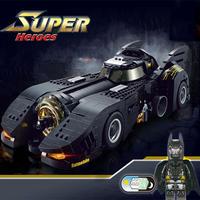 レゴ(LEGO)互換 バットマン バットモービル