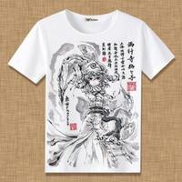 東方Project 西行寺幽幽子 Tシャツ 半袖 インナーシャツ カジュアル 男女兼用