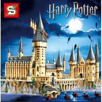レゴ(LEGO) 互換 ハリー・ポッター ホグワーツ城 71043相当