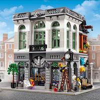 レゴ(LEGO) 互換 クリエーター ブリックバンク(銀行)10251