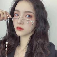 ワイヤーグラス お洒落 眼鏡 フレーム 進化型伊達メガネ Ver.2
