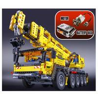 レゴ(LEGO) 互換 テクニック モービル・クレーンMK II 42009