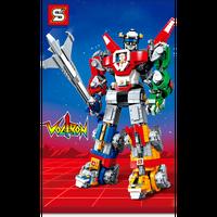 レゴ(LEGO) 互換 アイデア ヴォルトロン 21311相当